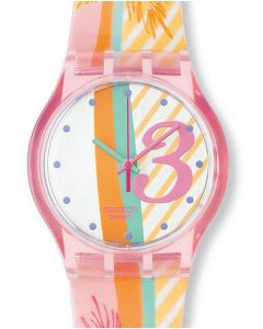 Swatch Jelly in Jelly Line Palm SUJR100
