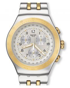 Swatch Irony The Chrono Live My Time YOS458G
