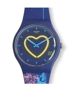 Swatch New Gent Special Love Macau Destination Special 2017 Macau SUOZ267