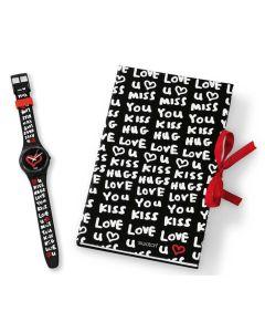 Swatch Gent Love Seconds GB246