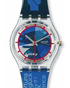 Swatch Gent Access Lucky 7 SKZ116