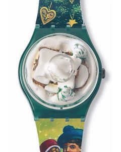 Swatch Gent Special MAGIC SPELL GZ148STD