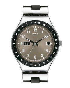 Swatch Irony Big MAHAGANY YGS717GX