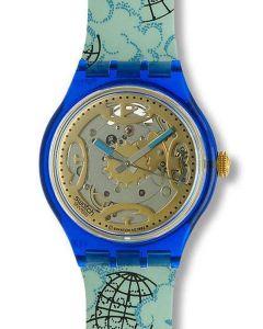 Swatch Automatik Mappamondo SAN101