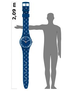 Swatch Maxi Anchor Baby MGN247