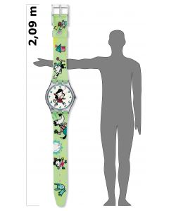 Maxi Swatch MAXI HAPPINESS MGP116