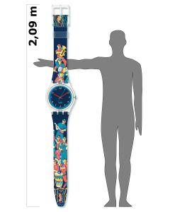 Maxi Swatch MAXI RHYTHMYCAL MOODS / MONTREUX 2002 MGK388