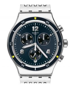 Swatch Irony New Chrono Meshme YVS457G