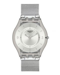 Swatch Skin METAL KNIT SFM118M