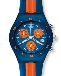 Swatch Irony Midi Chrono Million Volts YMN4000