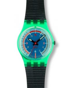 Swatch Lady Mint Icicle LG105