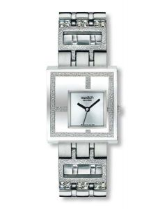 Swatch Irony Lady Square Mirror Time YUS100G