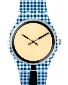 Swatch New Gent Moitie Moitie SUOW118