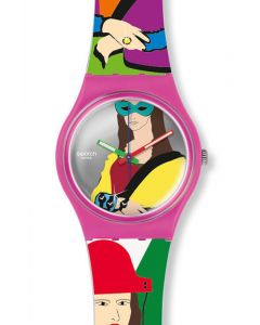 Swatch Gent Special MONA MASQUEE GZ301