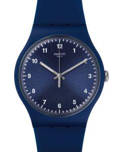 Swatch New Gent Mono Blue SUON116