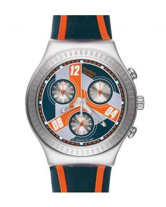 Swatch Irony Chrono Monster Block YCS110