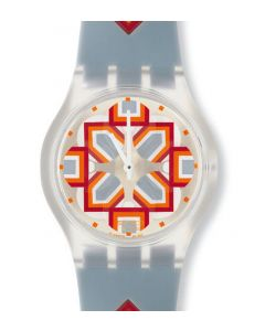 Swatch Puzzle Motion Moving Flower SUPK100