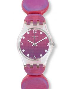 Swatch Lady Moving Pink LK357