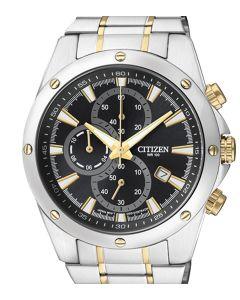 Citizen Basic - Chrono Herrenuhr AN3534-51E