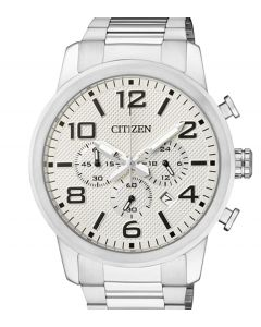 Citizen Basic - Chrono Herrenuhr AN8050-51A