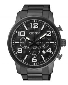Citizen Basic - Chrono Herrenuhr AN8056-54E