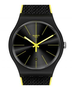Swatch New Gent Night Cord SUOB406