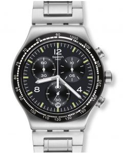 Swatch New Irony Chrono Night Flight YVS444G