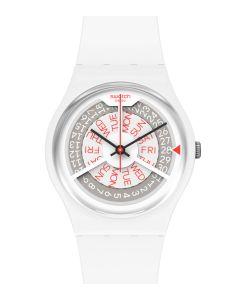 Swatch Gent N-Igma White GW717