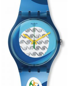 Swatch New Gent Special NOC GERMANY / DOSB Rio Olympic Games SUOZ209Q