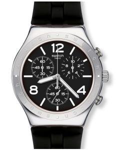 Swatch Irony Chrono Noir de Bienne YCS116