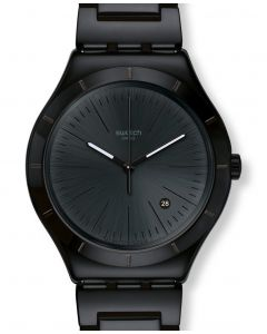 Swatch Irony Big Classic Noir Intense YWB404G