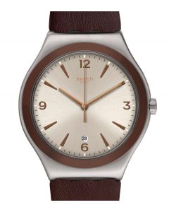 Swatch Irony Big Classic O'Choco YWS450