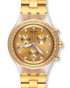 Swatch Diaphane Chrono One Thousand and One SVCK4084G