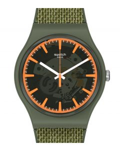 Swatch New Gent OnG (Orange and Green) Pay! SVIG100-5300