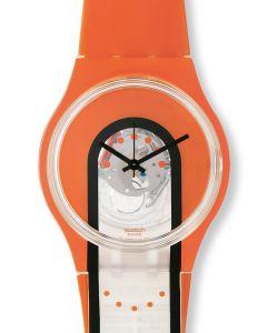 Swatch Jelly in Jelly Orangeade Drive SUJK134