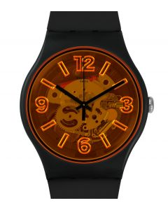 Swatch Original New Gent Orangeboost SUOB164