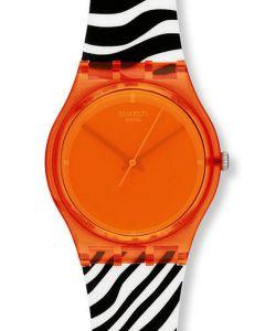 Swatch Gent ORANGE ZEB GO107