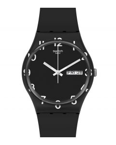 Swatch Gent Over Black GB757