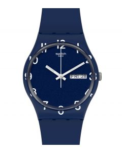 Swatch Gent Over Blue GN726