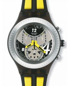 Swatch Irony Diaphane Chrono Overpowered SVCM1000