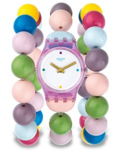 Swatch Lady Party Beads LP148