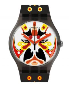 Swatch New Gent Destination Special Peking Opera SUOZ272