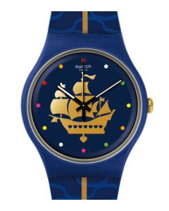 Swatch New Gent Peter 1st Destination Special 2017 St. Petersburg SUOZ263