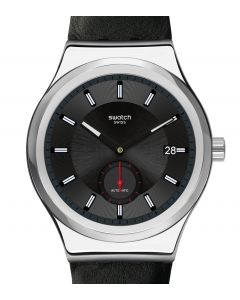Swatch Irony Sistem51 Petite Seconde Black SY23S400