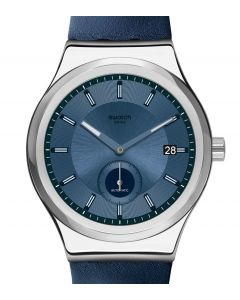 Swatch Irony Sistem51 Petite Seconde Blue SY23S403