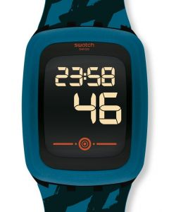 Swatch Touch Zero Two Petrozero2 SVQB100