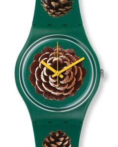 Swatch Gent Pinezone GG221
