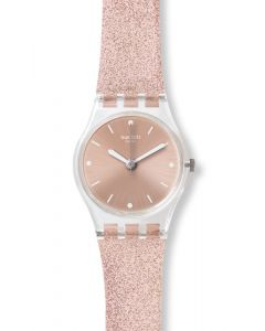 Swatch Lady Pinkindescent LK354C
