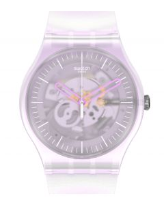 Swatch New Gent Pink Mist SUOK155