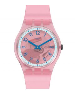 Swatch Gent Pay Pink Pay! SVHP100-5300